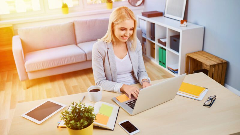 7 Ways To Increase Your Productivity At Home Office