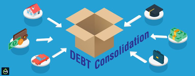 How to take out a debt consolidation loan with bad credit?