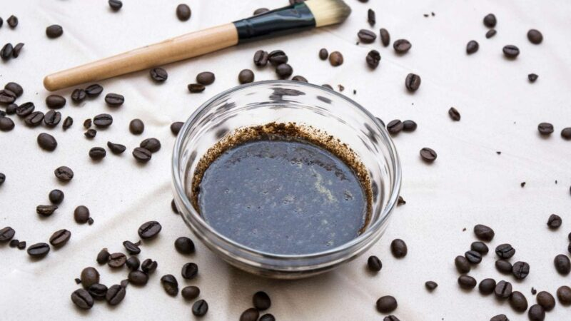 4 Coffee Scrubs For The Body And Face
