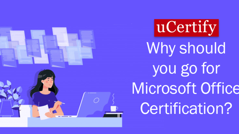 Why should You Go For Microsoft Office Certification? (Link Building)