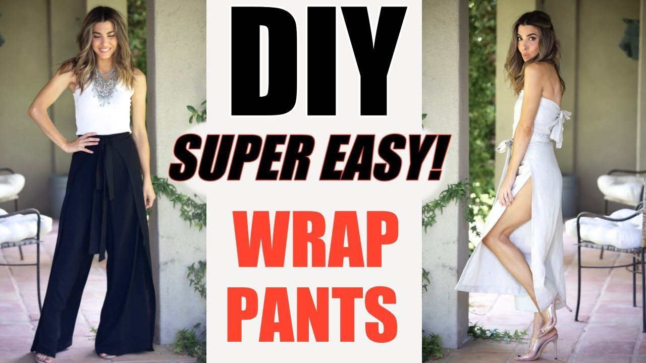 Instructions to style split sew pants morally justified and trendiest way