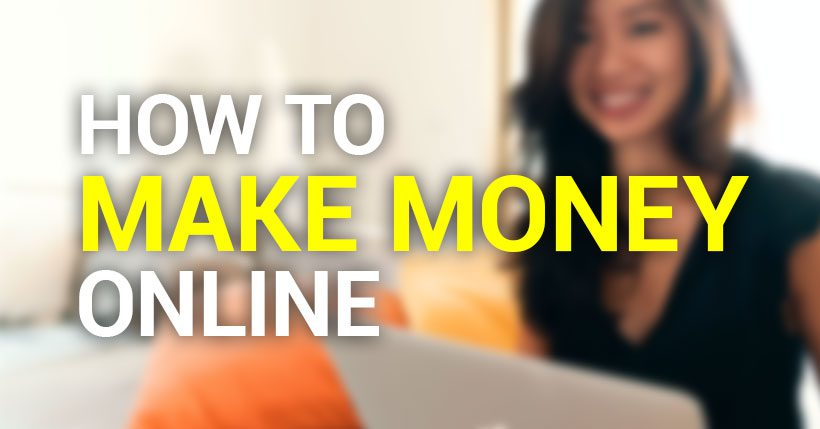 How to Make Real Money Online