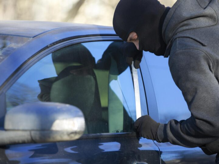 How Can You Protect Your Car Against Someone Breaking Into It?