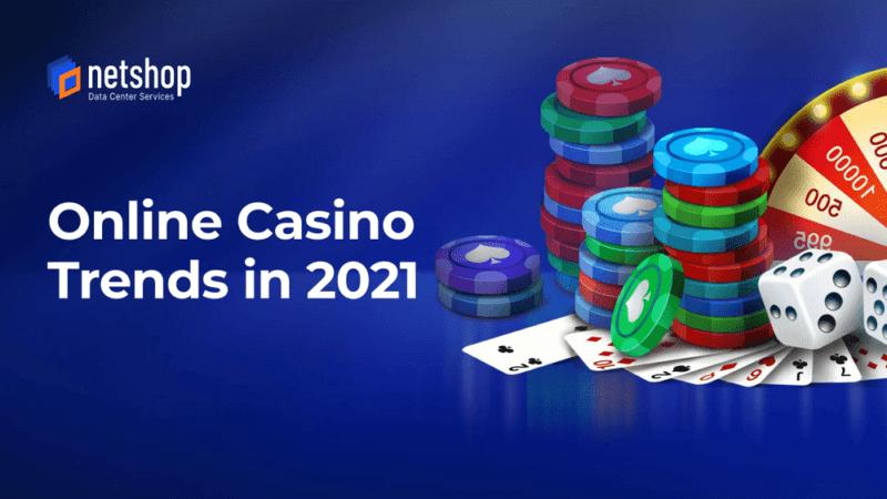 The major current trends in online gambling in 2021