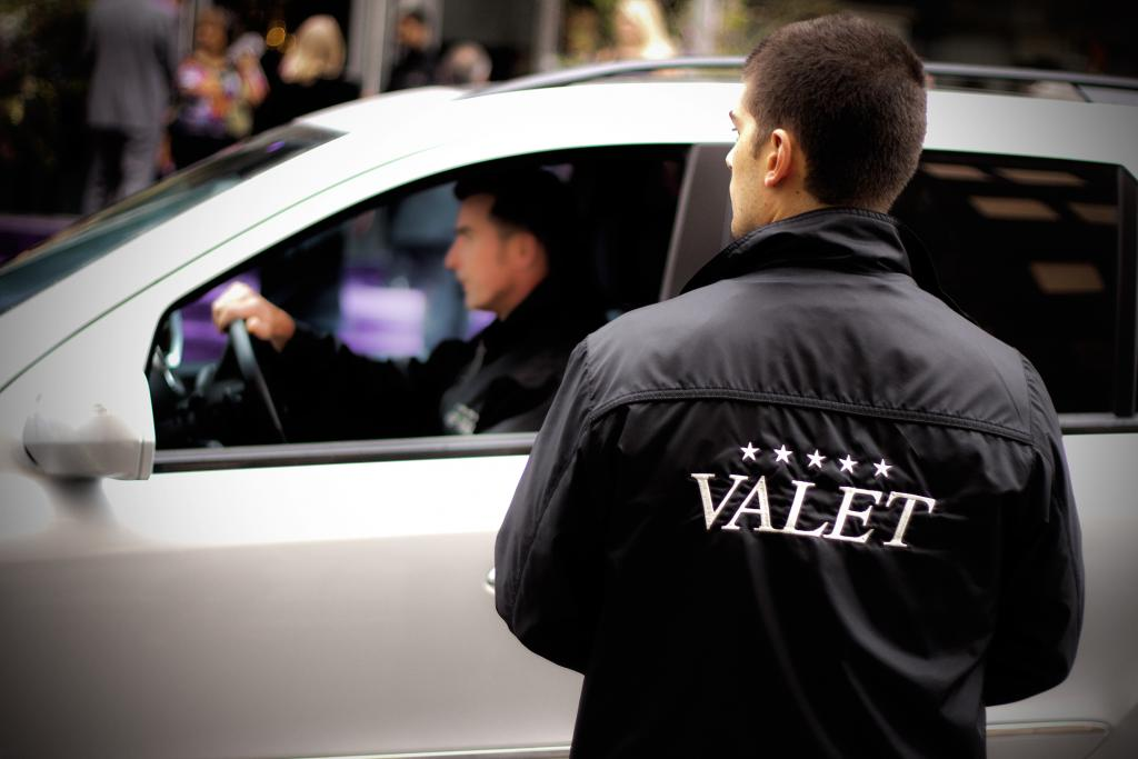 Featuring CVPS Solutions For Valet parking systems
