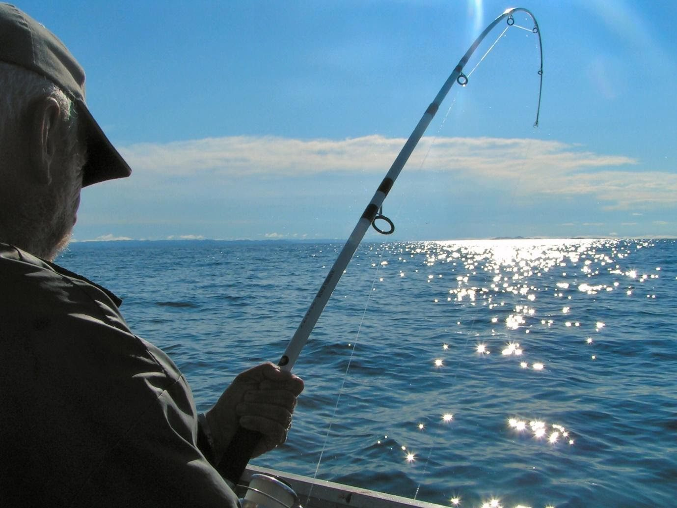 5 Awesome Health Benefits of Fishing
