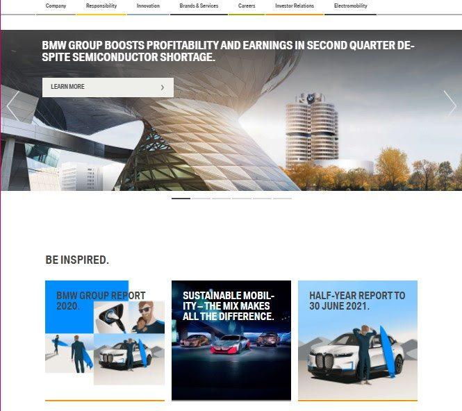 BMW DCS – BMW Logo