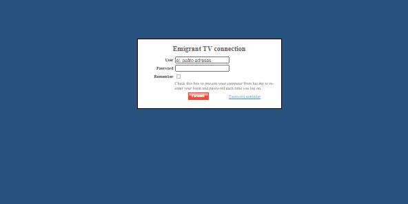 Emigrantas TV