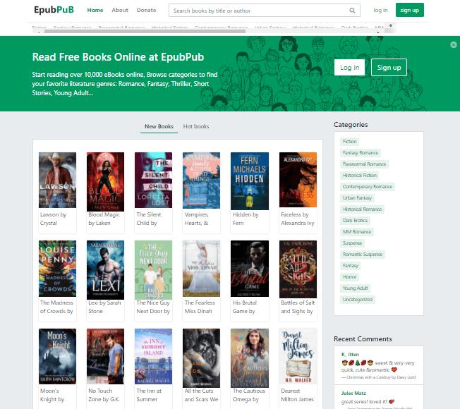 epub.pub: Online Reading ePub books for free