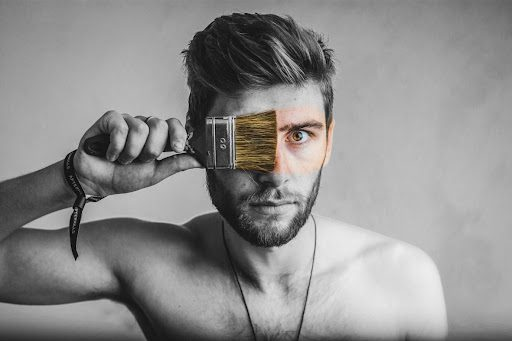 Makeup for Men: How to Frame a Masculine Face