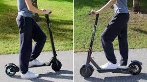 Electric Scooters using el sparkesykkel test – A Great Gift For Kids And Adults