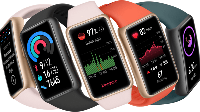 Huawei Band 6: Give You the Best Health Care