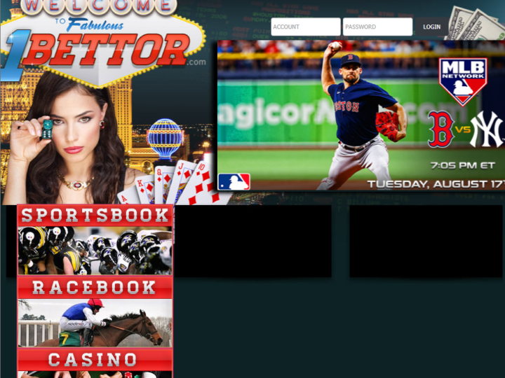 Play Online Pockers, Casino, DO Gambeling with 1bettor