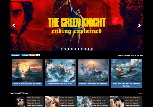 Fusion Movies: Watch Free online Movies and Free online TV