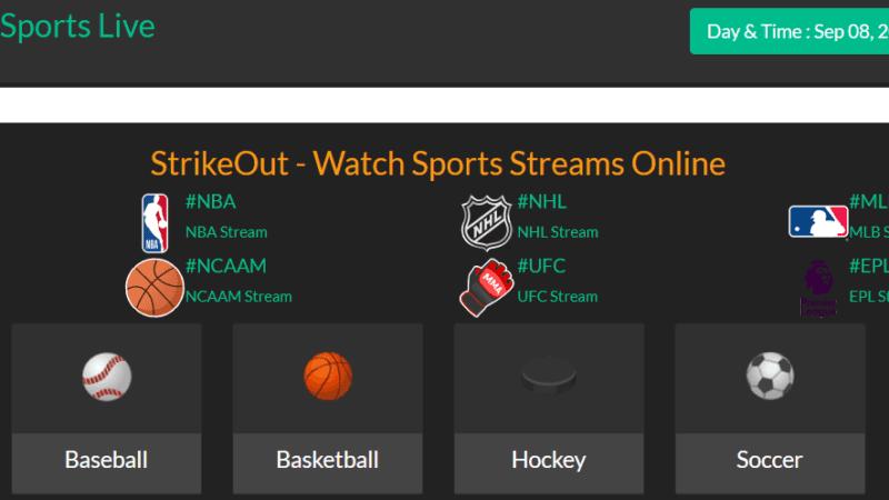 strikeout nu – Watch Sports Streams Online